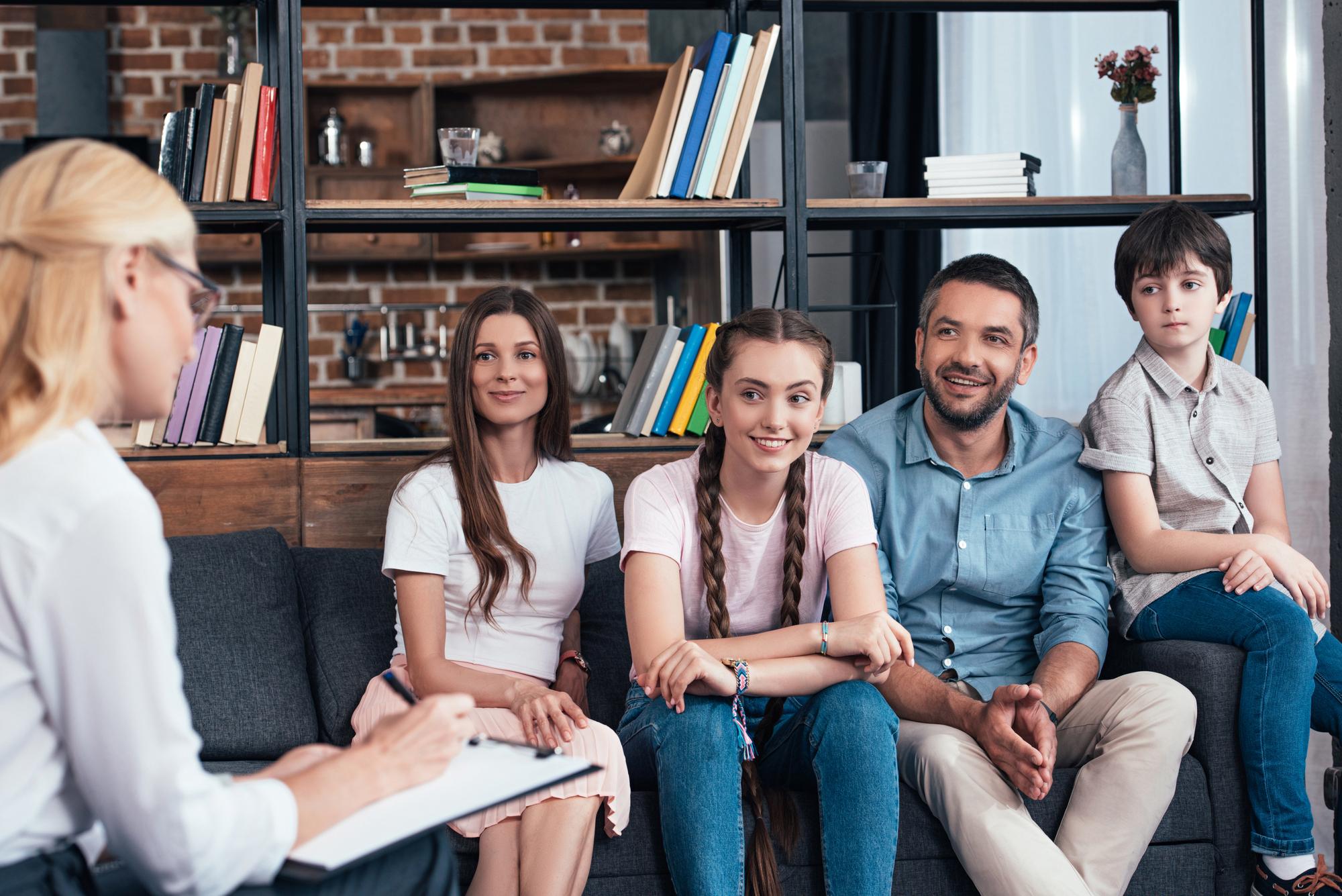 Terapia rodzinna Warszawa - 1 | VoltaMed